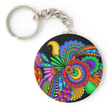 Take A Look Keychain