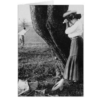 Take A Mulligan, 1906 Card
