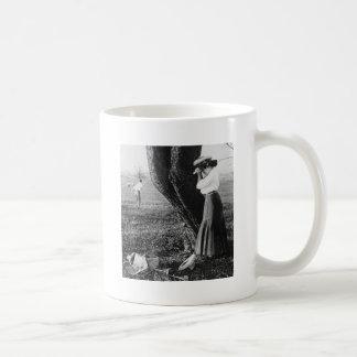 Take A Mulligan, 1906 Classic White Coffee Mug