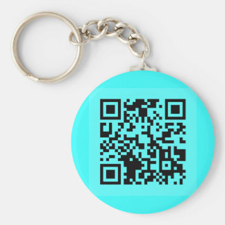 Take a Picture. It will Last Longer! QR Message Keychain