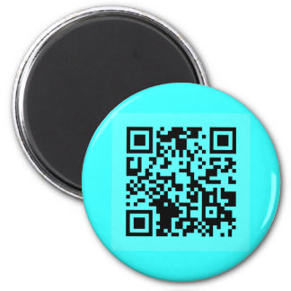 Take a Picture. It will Last Longer! QR Message Magnet