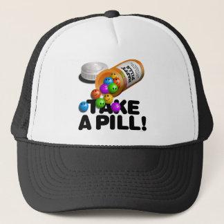 TAKE A PILL CAP