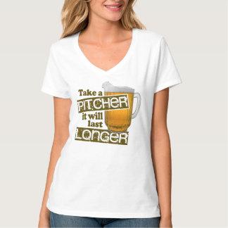 Take a Pitcher it Will Last Longer Dresses