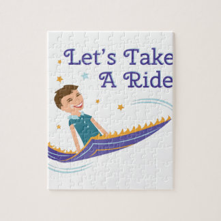 Take A Ride Puzzles