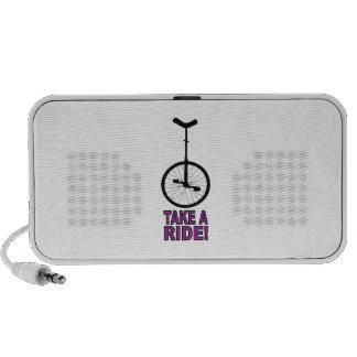 Take A Ride Speaker System