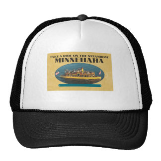 Take a ride! trucker hat
