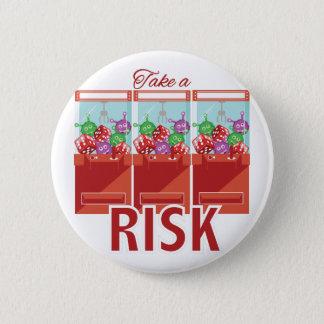 Take A Risk Button