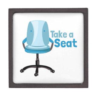 Take A Seat Gift Box