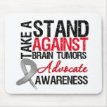 Take a Stand Against Brain Tumors Mouse Pad