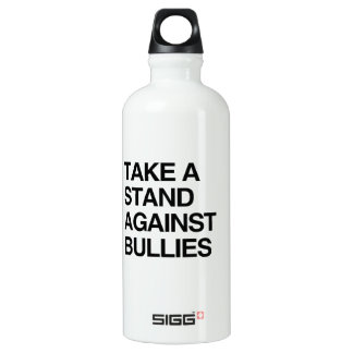 TAKE A STAND AGAINST BULLIES SIGG TRAVELER 0.6L WATER BOTTLE