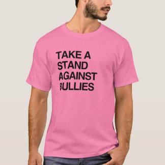 TAKE A STAND AGAINST BULLIES T-Shirt
