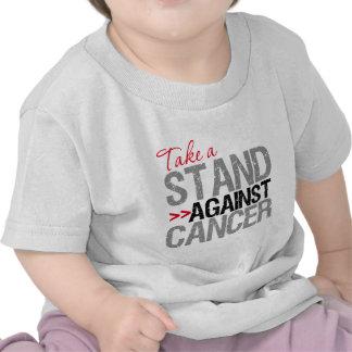 Take a Stand Against Cancer - Melanoma Shirt