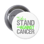 Take a Stand Against Cancer - Non-Hodgkin's Lympho Pins
