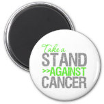 Take a Stand Against Cancer - Non-Hodgkin's Lympho Magnets
