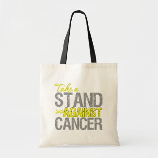 Take a Stand Against Cancer - Testicular Cancer Bags