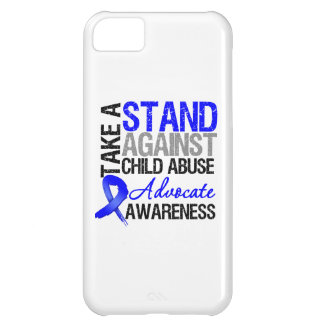 Take A Stand Against Child Abuse iPhone 5C Case