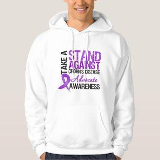 Take a Stand Against Crohn's Disease Sweatshirt