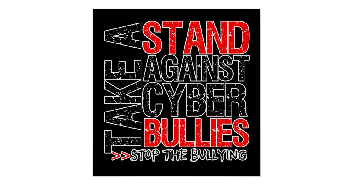take a stand on bullying essay It takes many forms -- verbal, physical, relational, and cyberbullying  suzanne  peck is filmmaker and author of stand tall: lessons that teach respect.