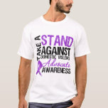 Take A Stand Against Domestic Violence T-Shirt