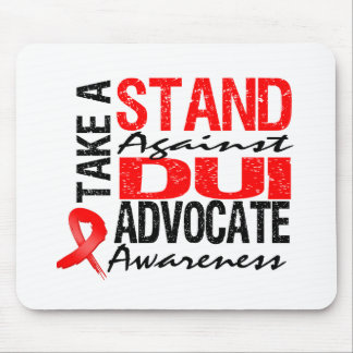 Take A Stand Against DUI Mouse Pad