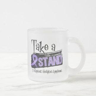 Take a Stand Against Hodgkins Lymphoma Mugs