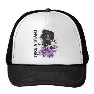 Take a Stand Against ITP Mesh Hat
