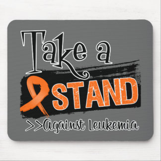 Take a Stand Against Leukemia Mouse Pad