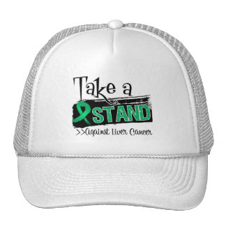 Take a Stand Against Liver Cancer Trucker Hat