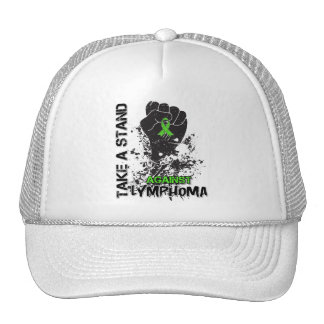 Take a Stand Against Lymphoma Trucker Hats