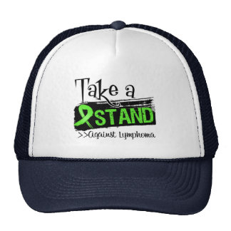 Take a Stand Against Lymphoma Mesh Hats
