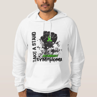 Take a Stand Against Lymphoma Hoodie