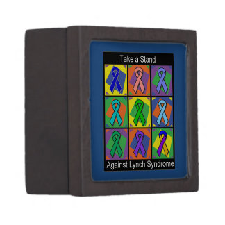 Take a Stand Against Lynch Syndrome Premium Gift Boxes