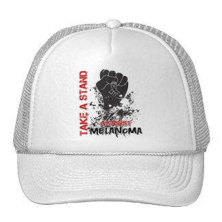 Take a Stand Against Melanoma Trucker Hat
