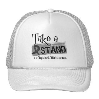 Take a Stand Against Melanoma Hats
