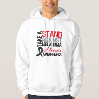 Take a Stand Against Melanoma Hoodie