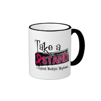 Take a Stand Against Multiple Myeloma Mugs