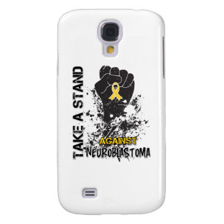 Take a Stand Against Neuroblastoma Galaxy S4 Cases
