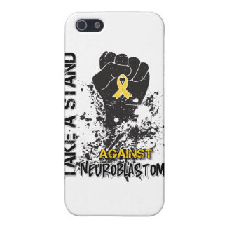Take a Stand Against Neuroblastoma iPhone 5/5S Covers