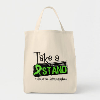 Take a Stand Against Non-Hodgkins Lymphoma Bag