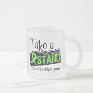 Take a Stand Against Non-Hodgkins Lymphoma Mugs