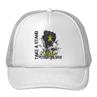 Take a Stand Against Osteosarcoma Mesh Hats