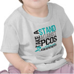 Take a Stand Against PCOS Shirt