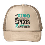 Take a Stand Against PCOS Trucker Hat