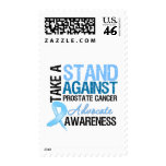 Take a Stand Against Prostate Cancer Postage Stamps