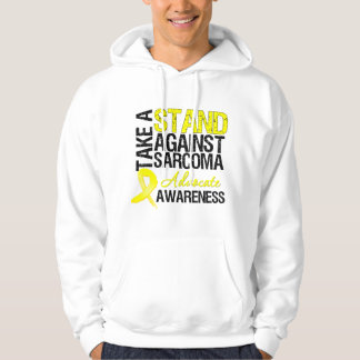 Take a Stand Against Sarcoma Hooded Pullover