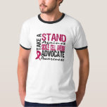 Take A Stand Against Sickle Cell Anemia T Shirts