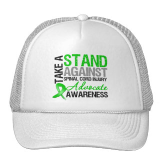 * Take a Stand Against Spinal Cord Injury Hat