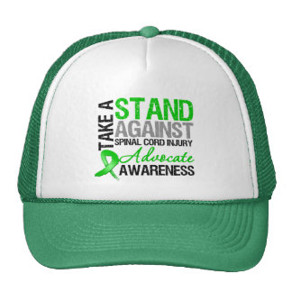 * Take a Stand Against Spinal Cord Injury Hats
