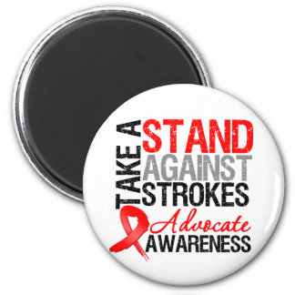 Take a Stand Against Strokes Fridge Magnets