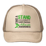 Take a Stand Against Traumatic Brain Injury (TBI) Trucker Hat